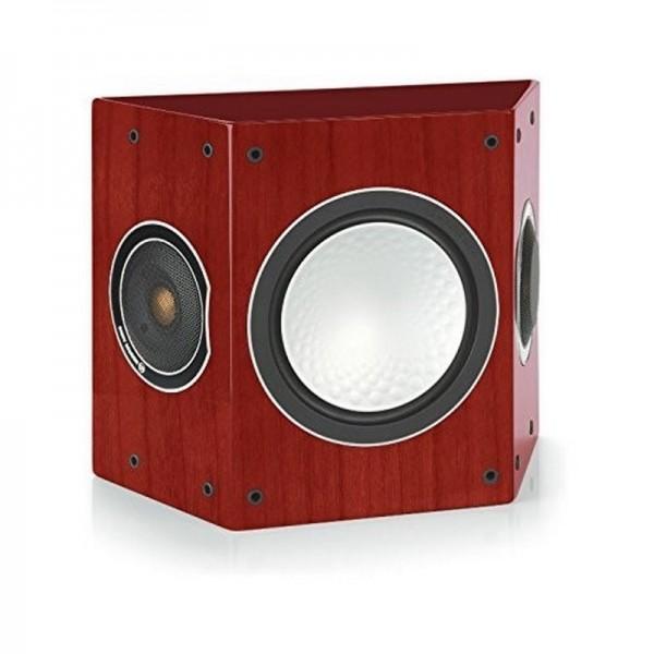 Silver FX Loudspeaker Pair (Rosenut Real Wood Veneer)