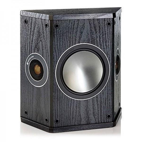 Silver RX FX - 3-Driver Surround Speakers - Black Oak - Pair