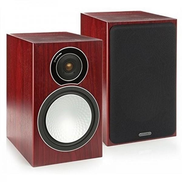Silver Series 1 - 2-way Compact Loudspeakers - Pair - Rosenut