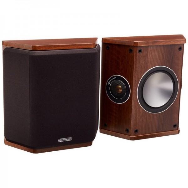 Bronze Series FX 2 Way Rear Effects Speakers - Walnut