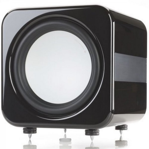 Apex AW-12 Subwoofer (Black Metallic)