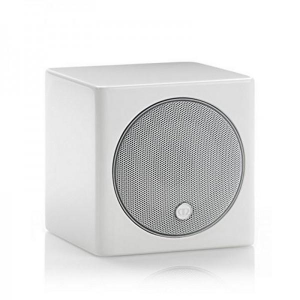 Radius 45 Micro-Satellite Speakers- Pair (White)