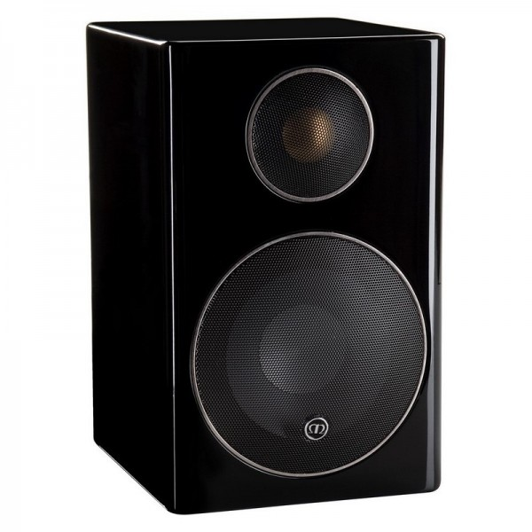Radius 90 Mini Monitor Speakers- Pair (Black)
