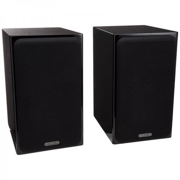 Silver Series 1 - 2-way Compact Loudspeakers - Pair - Gloss Black