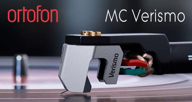 Ortofon MC Verismo – stoljeće točnosti zvuka