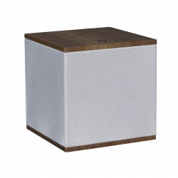 Tangent Pixel Bluetooth Walnut White