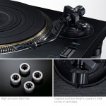 Technics Grand Class SL-1210G  – gramofon s izravnim pogonom