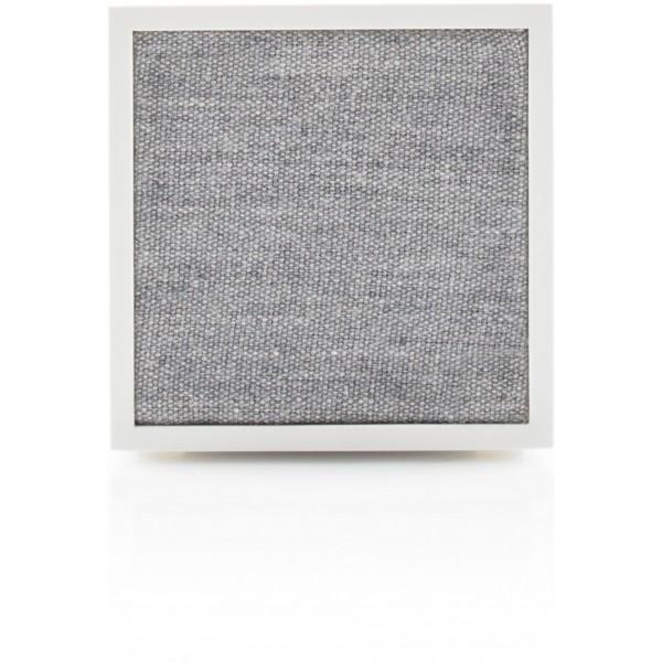 Cube - White Grey