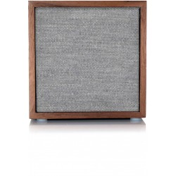 Tivoli Audio Cube  - Walnut grey